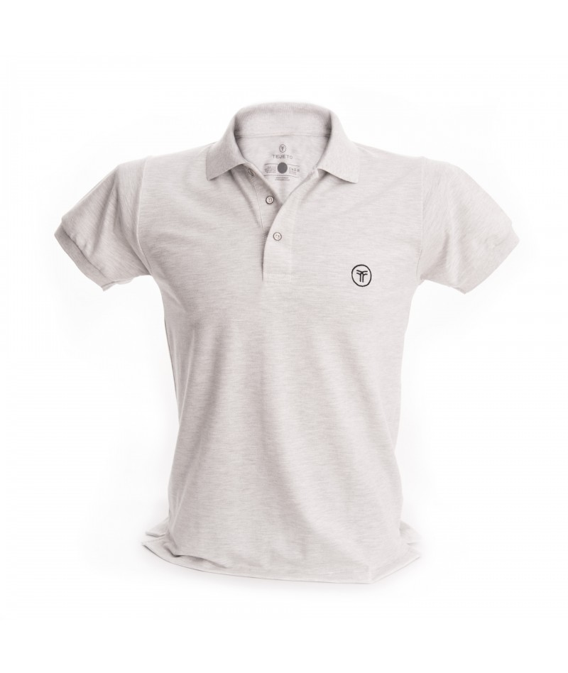 Camiseta Polo Hombre Slim Fit Solid - 9