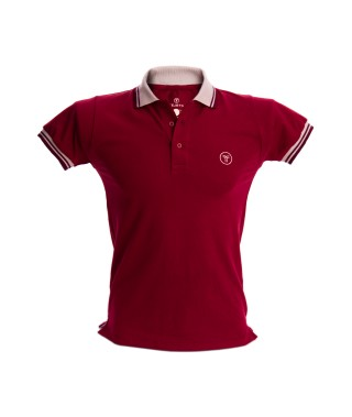 Camiseta Polo Hombre Slim Fit Solid - 11