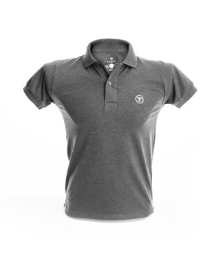 Camiseta Polo Hombre Slim Fit Solid - 17