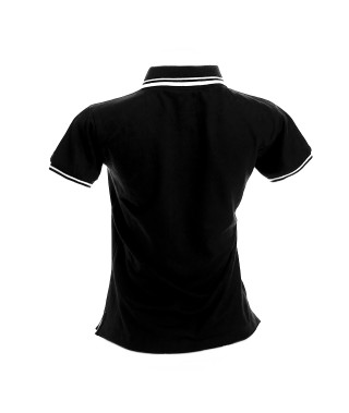 Camiseta Polo Mujer Slim Fit Solid - 10