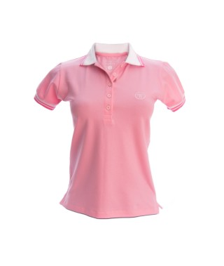 Camiseta Polo Mujer Slim Fit Solid - 11