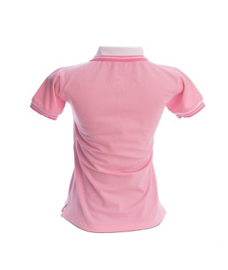 Camiseta Polo Mujer Slim Fit Solid - 12