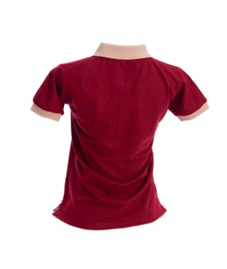 Camiseta Polo Mujer Slim Fit Solid - 18