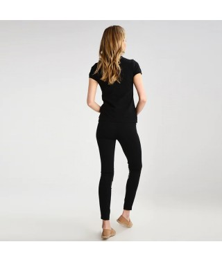 Camiseta Polo Mujer Slim Fit Solid - 2