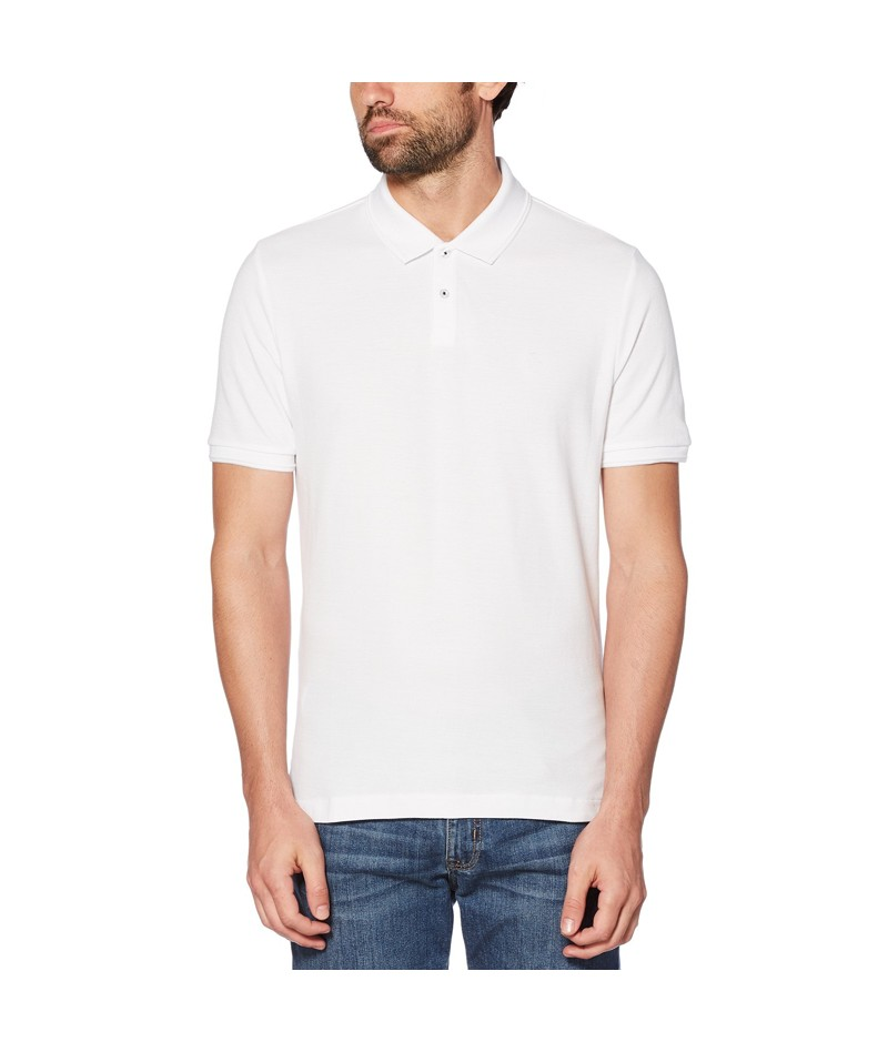 Camiseta Polo Hombre Slim Fit Solid - 7