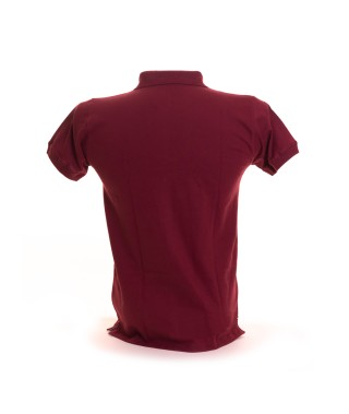 Camiseta Polo Hombre Slim Fit Solid - 22