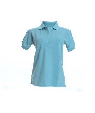 Camiseta Polo Mujer Slim Fit Solid - 26