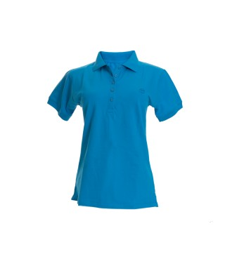 Camiseta Polo Mujer Slim Fit Solid - 29