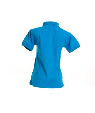 Camiseta Polo Mujer Slim Fit Solid - 30