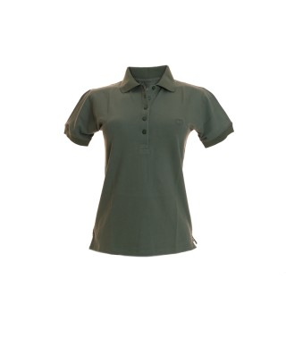 Camiseta Polo Mujer Slim Fit Solid - 31