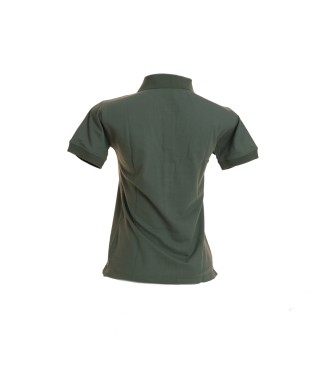 Camiseta Polo Mujer Slim Fit Solid - 32