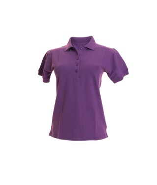 Camiseta Polo Mujer Slim Fit Solid - 33