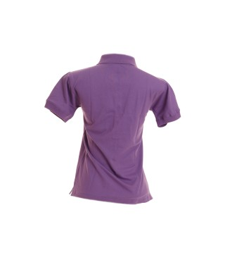 Camiseta Polo Mujer Slim Fit Solid - 34