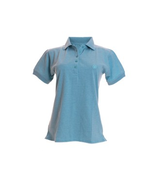 Camiseta Polo Mujer Slim Fit Solid - 35