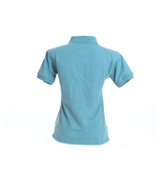 Camiseta Polo Mujer Slim Fit Solid - 36