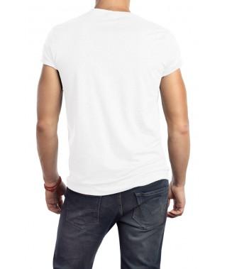 Camiseta de punto hombre cuello cross - 7