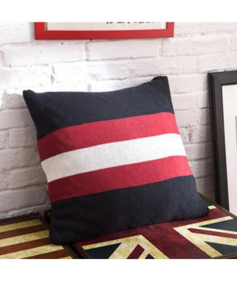 Navy pillow - 1